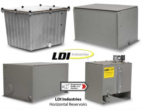 Hydraulic Oil Reservoirs And Tanks By Ldi Industries From