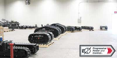 Chermack track drive distributor in indiana for Hydraulic track drive motor