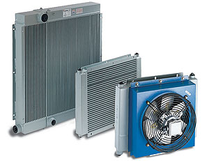 Emmegi compressor heat exchangers