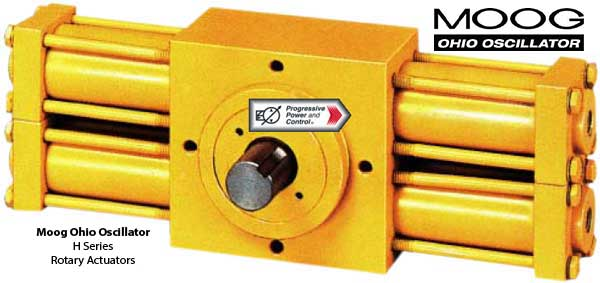 Ohio Oscillator Series H Actuator