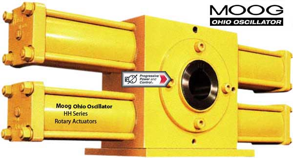 Ohio Oscillator series HH actuator