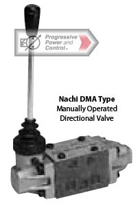 Nachi Hydraulic Directional Control Valves And Wet Type