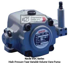 Nachi VDC variable volume vane pump