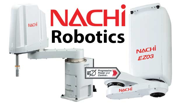 Nachi robotics photo
