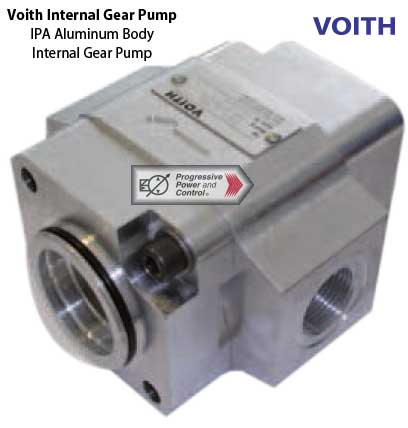 photo of Voith IPM internal gear pump