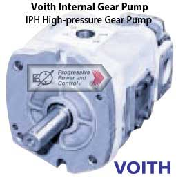 Photo of Voith IPH high-pressure internal gear pump