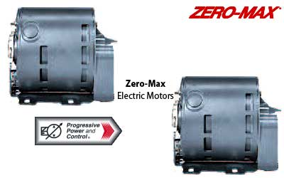 Zero max hydraulic adjustable speed drives from for Electric motor repair indianapolis